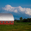 Red Barn Vermont, USA