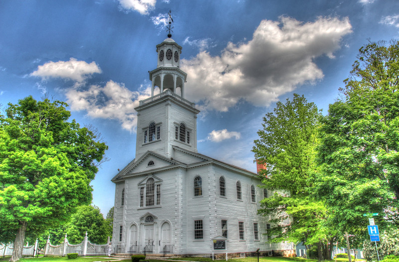 The Old First Church