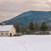 Vermont in winter