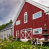 Farm house, Vermont USA