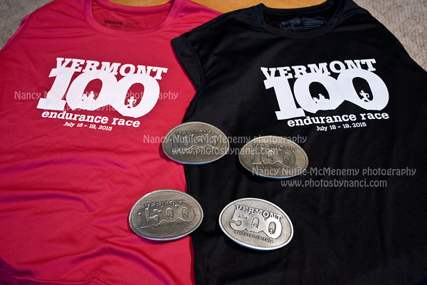 Shirts and Medals