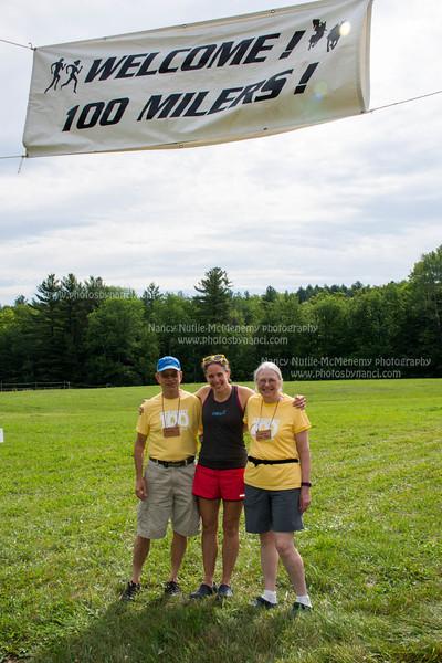 Vermont 100 2016 Friday