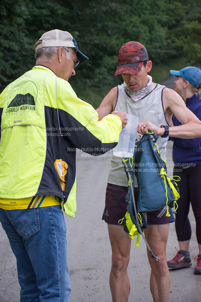 Vermont 100 2018 Saturday Race Day