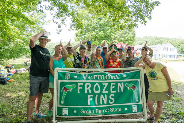 Vermont 100 Saturday