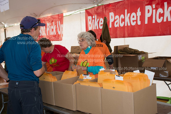 Saturday Packet Pick Up