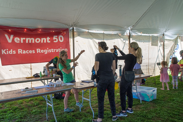 27th Annual Vermont 50 Mountain Bike or Ultra Run-Saturday Kids Day