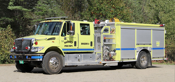 Engine 2.  2004 International 7400 / E-One   1250 / 1000 / 25F