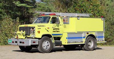 Tanker 1   1989 GMC Top Kick / Dingee   1000 / 1250