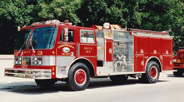 Retired Engine 2.  Hahn / FMC