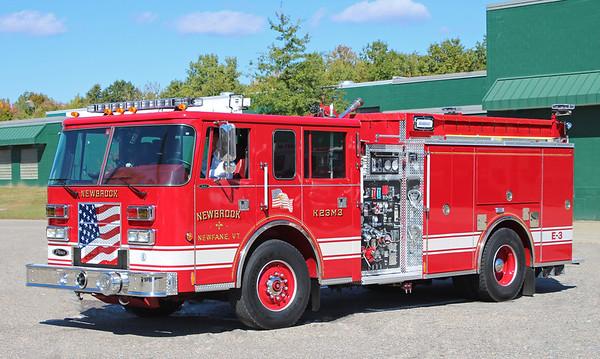 Engine 3 1996 Pierce Saber 1000 / 1000