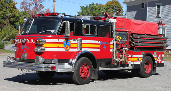 Engine 4  1982 American LaFrance Century  1000/500