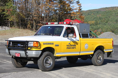 Forestry 1.  Ford F-450 / Custom   125 / 200
