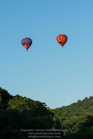Balloons Over Quechee