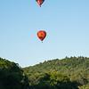 Balloons on A Summer Evening
