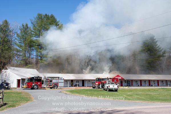 Yankee Village Motel Fire