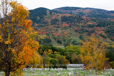 Foliage Around Ascutney Mountain