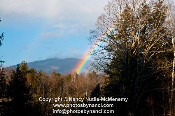 Ascutney Rainbow Weathersfield VT February 1, 2012 Copyright ©2012 Nancy Nutile-McMenemy www.photosbynanci.com More Images http://photosbynanci.smugmug.com
