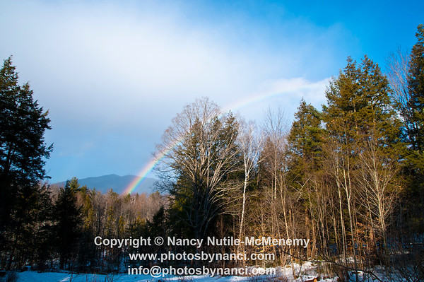 Ascutney Rainbow Weathersfield VT February 1, 2012 Copyright ©2012 Nancy Nutile-McMenemy www.photosbynanci.com More Images http://photosbynanci.smugmug.com