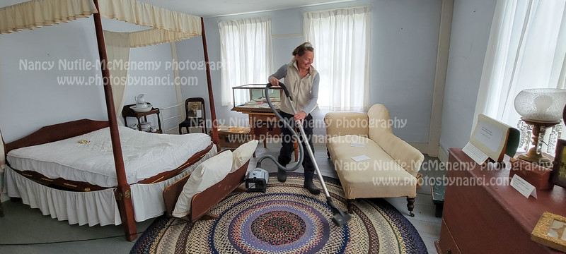 Dan Foster House Clean Up Day
