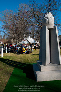 Veteran Memorial Dedication
