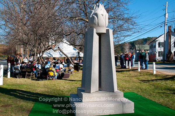 Veteran Memorial Dedication