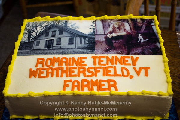 Romaine Tenney:A Celebration of a Farmer's Life