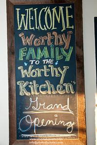 The Worthy Kitchen