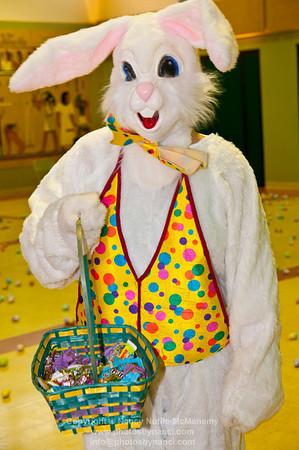 Reading Easter Egg Hunt