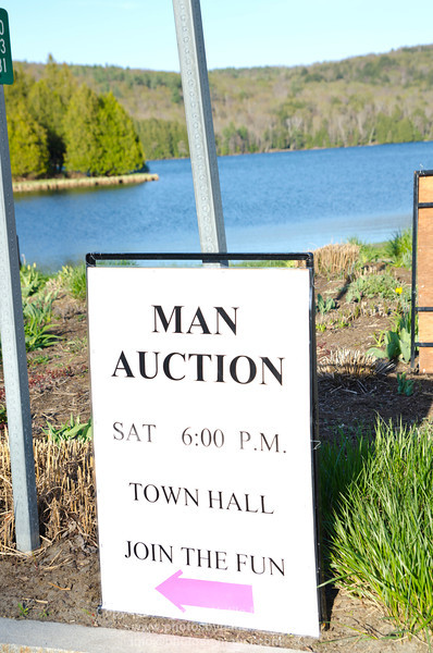 2nd Annual Barnard Man Auction