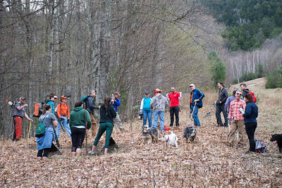 Human PAWS For Earth Day 2016