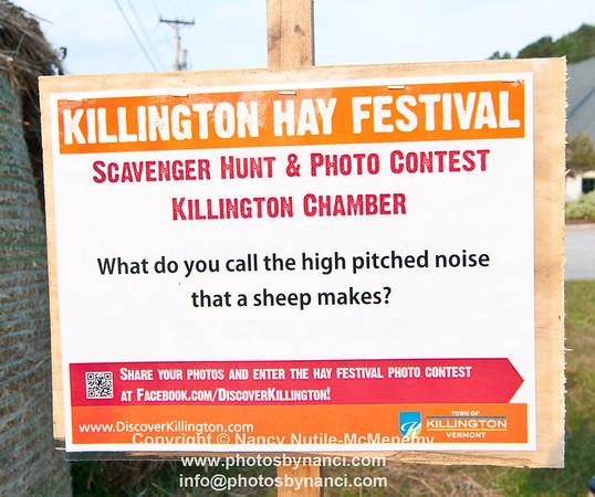 Killington Hay Festival