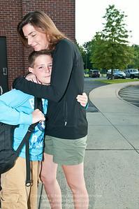 Hartland Elementary School 1st Day 2014