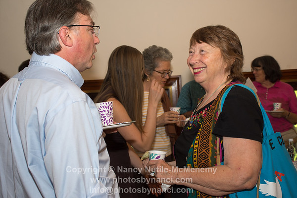Bookstock Authors Reception