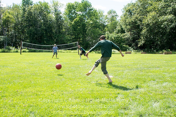 5th Annual Orange and Windsor County Democrats Kickball and BBQ