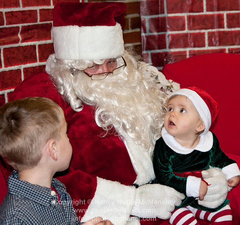 Breakfast with Santa and Craft Fair
