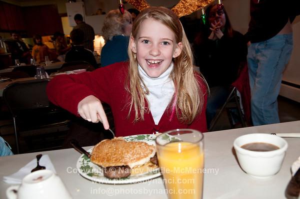 Scout Pancake Breakfast