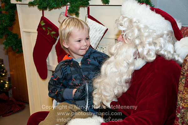 Hartland's Breakfast With Santa