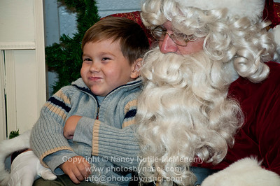 Hartland's Breakfast With Santa
