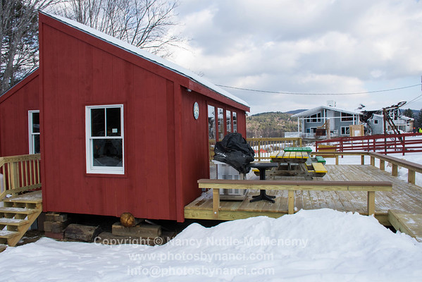 Ascutney Outdoors Warming Hut