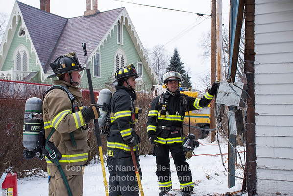 Electrical Fire Windsor