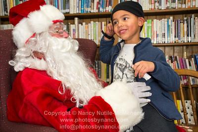 WPL Visit from Santa