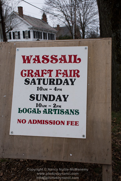Wassail Craft Fair