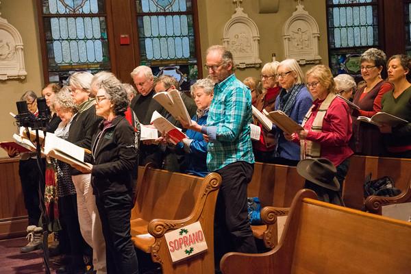 36th Annual Pentangle Arts Messiah Sing