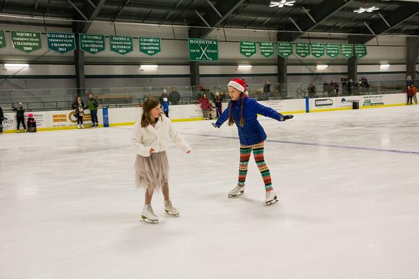 Union Arena Skate with Santa