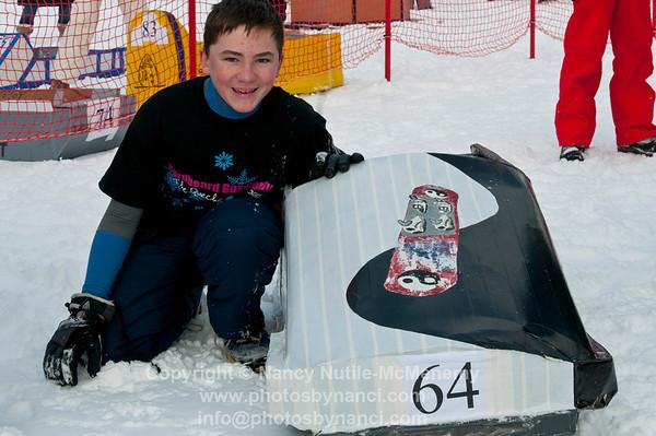 Cardboard Derby 2011