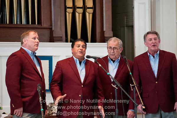 Our Town Barbershop Quartet