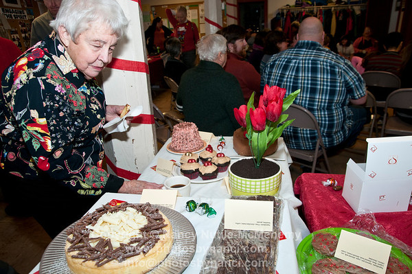 6th Annual Chocolate Auction