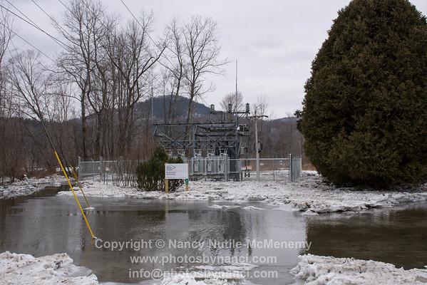 GMP Brownsville Substation Flood