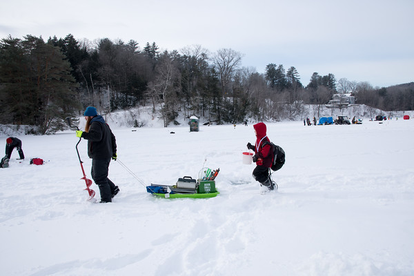 18th Annual Youth Ice Fishing Derby