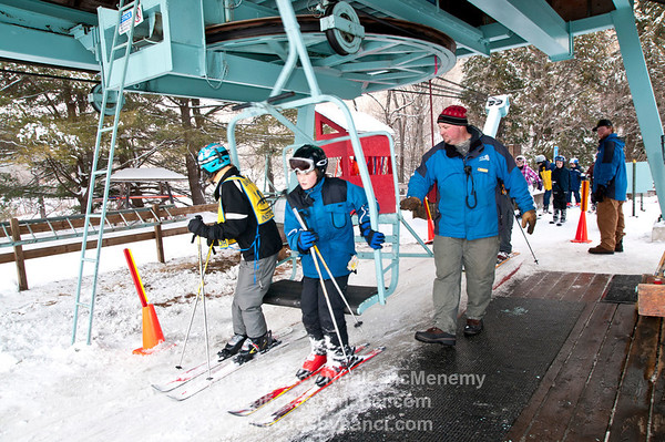 Ski Runners 2012